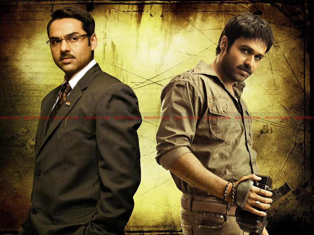 12feb shanghai 1look PVR Pictures launches The First Look of Dibakar Banerjee's Shanghai