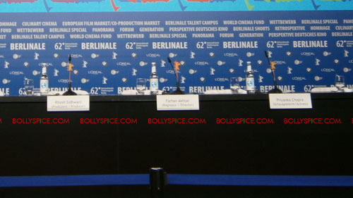 12jan Don2 PressBerlinale03 Exclusive Photos: Don 2 Press Conference and Premiere at Berlinale