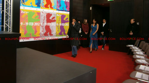 12jan Don2 PressBerlinale04 Exclusive Photos: Don 2 Press Conference and Premiere at Berlinale