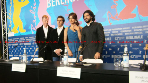 12jan Don2 PressBerlinale06 Exclusive Photos: Don 2 Press Conference and Premiere at Berlinale