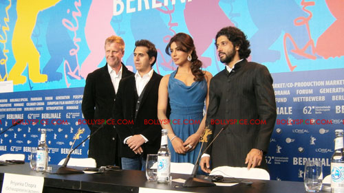 12jan Don2 PressBerlinale07 Exclusive Photos: Don 2 Press Conference and Premiere at Berlinale