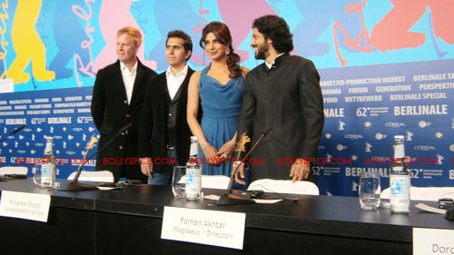 12jan Don2 PressBerlinale08 Exclusive Photos: Don 2 Press Conference and Premiere at Berlinale