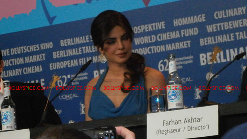 12jan Don2 PressBerlinale10 Exclusive Photos: Don 2 Press Conference and Premiere at Berlinale