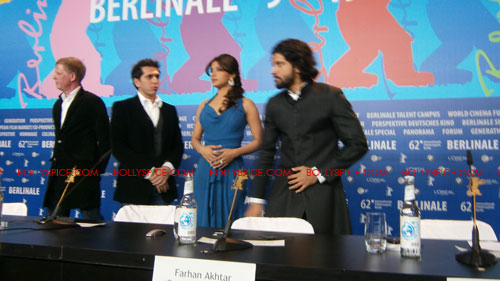 12jan Don2 PressBerlinale12 Exclusive Photos: Don 2 Press Conference and Premiere at Berlinale