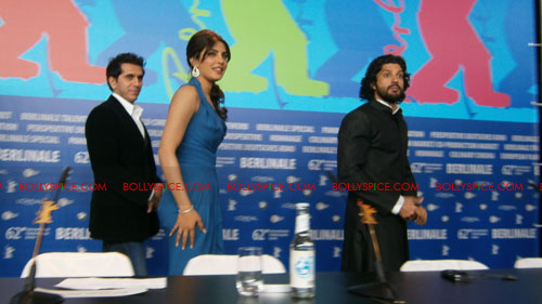 12jan Don2 PressBerlinale13 Exclusive Photos: Don 2 Press Conference and Premiere at Berlinale