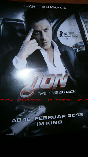 12jan Don2 PressBerlinale16 Exclusive Photos: Don 2 Press Conference and Premiere at Berlinale