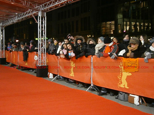 12jan Don2premiereBerlinale05 Exclusive Photos: Don 2 Press Conference and Premiere at Berlinale