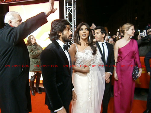 12jan Don2premiereBerlinale07 Exclusive Photos: Don 2 Press Conference and Premiere at Berlinale