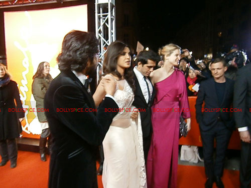 12jan Don2premiereBerlinale08 Exclusive Photos: Don 2 Press Conference and Premiere at Berlinale