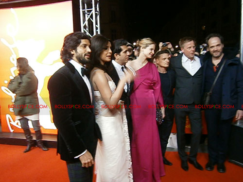 12jan Don2premiereBerlinale09 Exclusive Photos: Don 2 Press Conference and Premiere at Berlinale