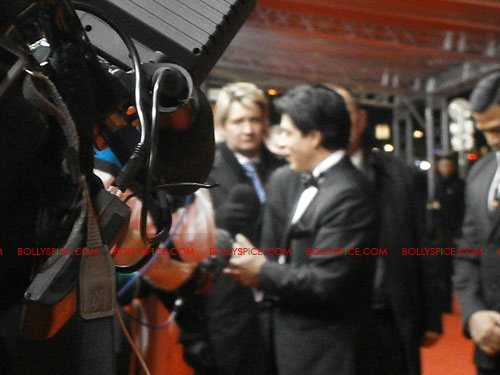 12jan Don2premiereBerlinale13 Exclusive Photos: Don 2 Press Conference and Premiere at Berlinale