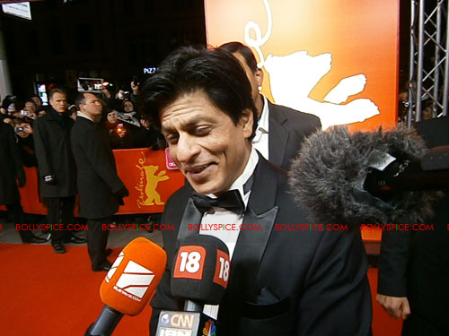 12jan Don2premiereBerlinale17 Exclusive Photos: Don 2 Press Conference and Premiere at Berlinale