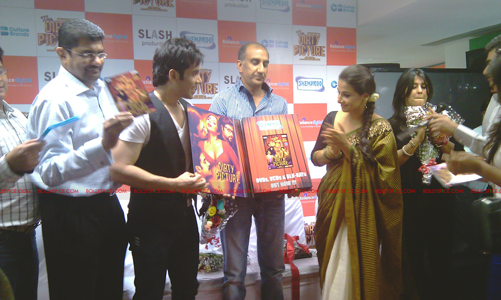 12jan TDP DVDlaunch27 The Dirty Picture DVD launch