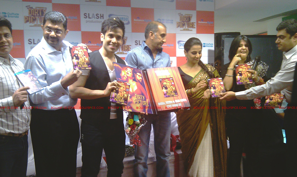 12jan TDP DVDlaunch29 The Dirty Picture DVD launch