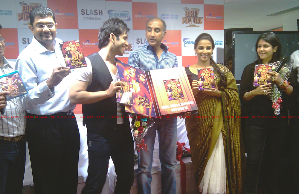 12jan TDP DVDlaunch30 The Dirty Picture DVD launch