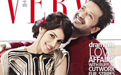 12jan thelovestory Report: Riteish & Genelia Big Fat Bollywood Wedding!