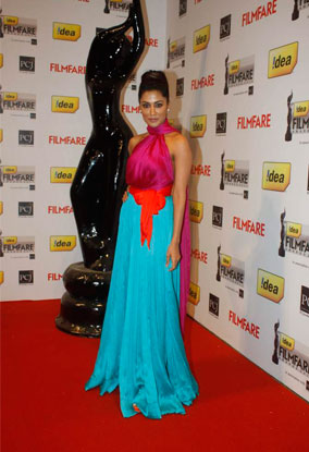12jan whwn 57filmfare14 Whos Hot Whos Not   The 57th Filmfare Awards
