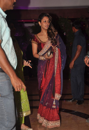 12jan whwn RnGsangeet05 Whos Hot Whos Not   Riteish & Genelia's Sangeet