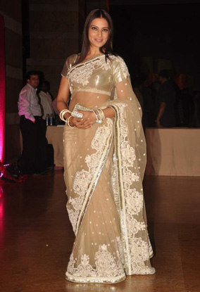 12jan whwn riteish genelia reception06 Who's Hot Who's Not: Riteish & Genelias Wedding Reception