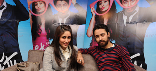 KK IK sunny Kareena and Imrans Fun Chat with BollySpice about Ek Main Aur Ekk Tu