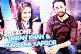 Kareena Imran In the Zone