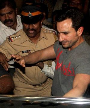 Saif Ali Khan arrest assault Saif Ali Khan makes statement about alleged assault