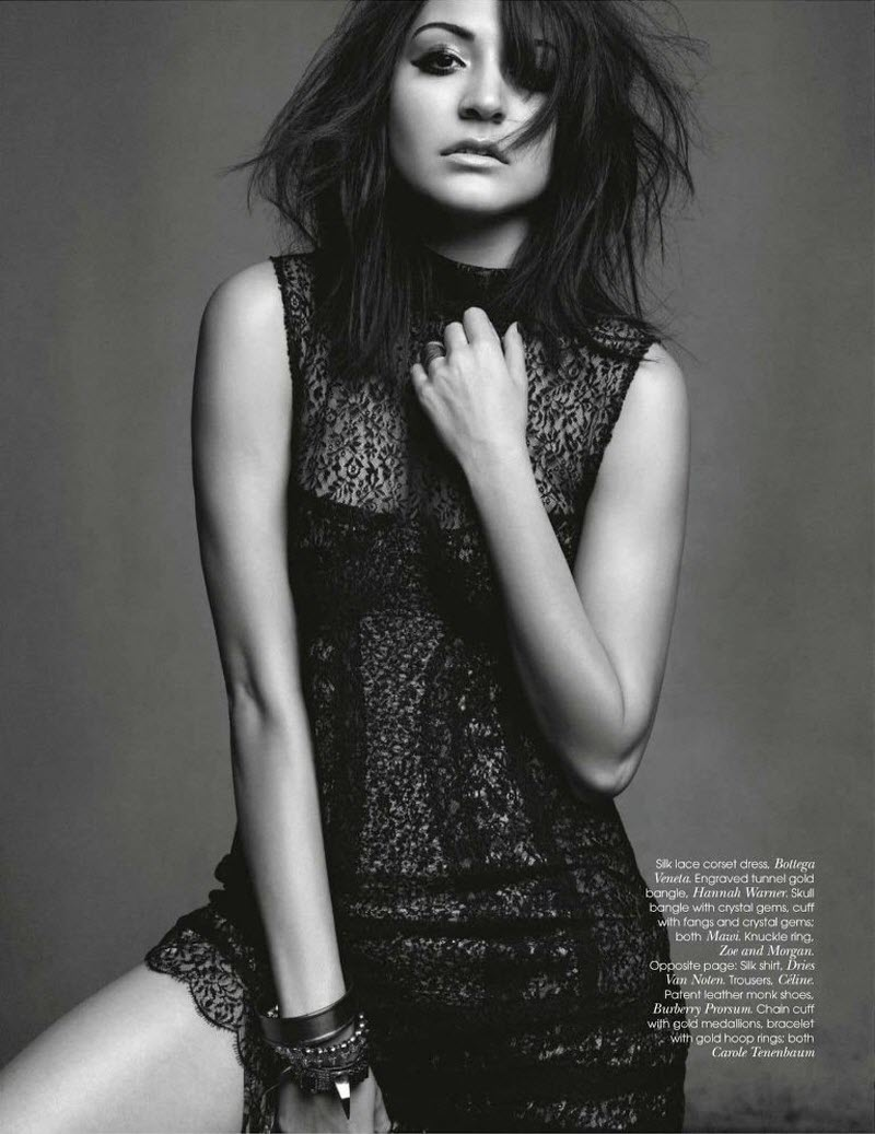 anushka sharma vogue india magazine photoshoot images 01 Anushka Sharma: Hot & Sexy