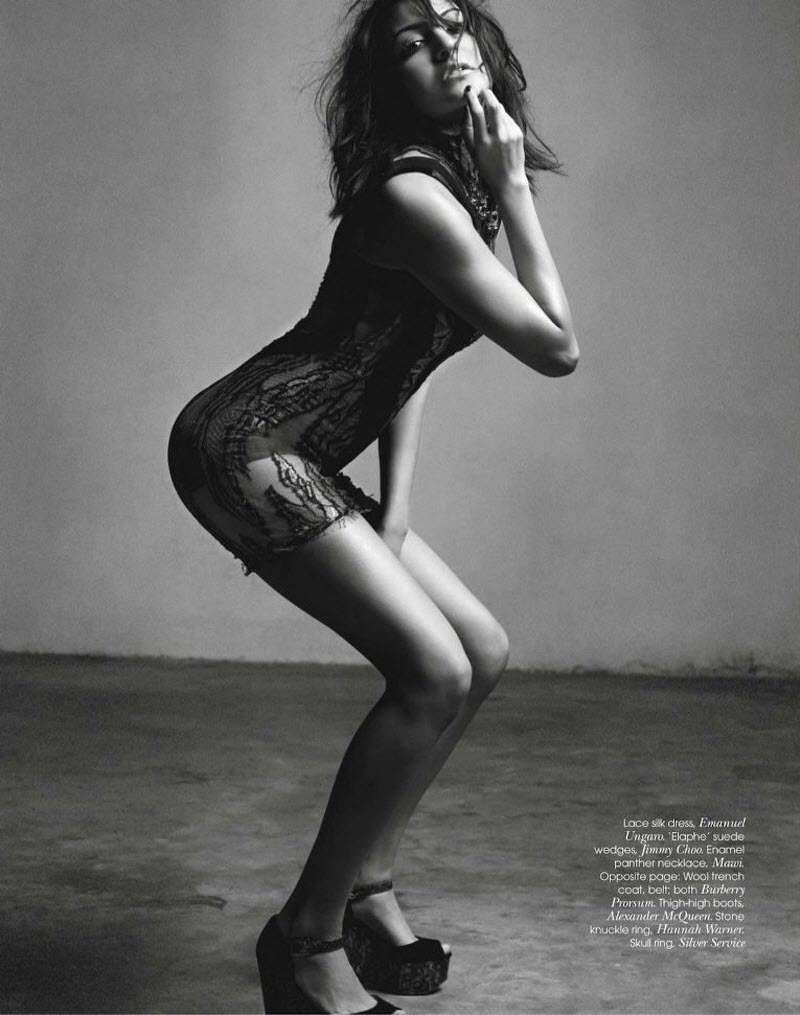 anushka sharma vogue india magazine photoshoot images 06 Anushka Sharma: Hot & Sexy