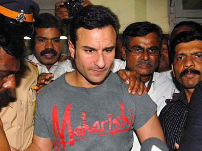 saif ali khan arrested mumbai What 'really' irked Saif to come to blows!