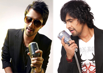 03mar atifsonu World exclusive   Sonu Niigaam and Atif Aslam to share the stage at Londons The O2!