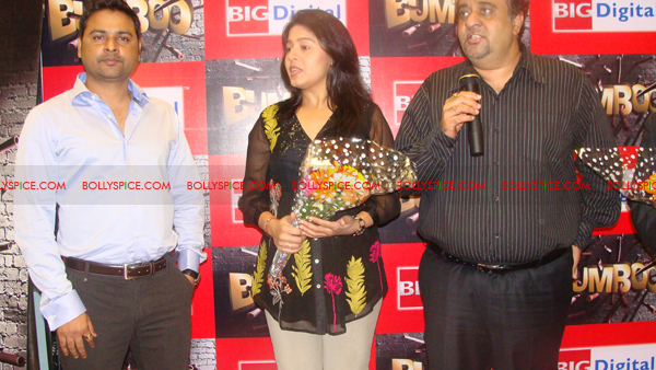 03mar bumboolaunch 03 Sunidhi Chauhan at Bumboo music launch