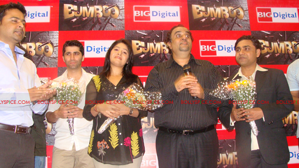 03mar bumboolaunch 05 Sunidhi Chauhan at Bumboo music launch