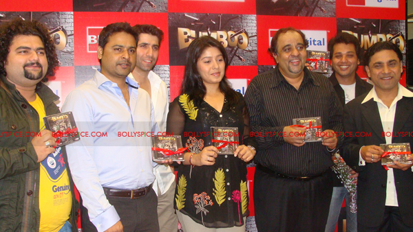 03mar bumboolaunch 07 Sunidhi Chauhan at Bumboo music launch