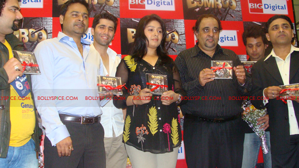03mar bumboolaunch 09 Sunidhi Chauhan at Bumboo music launch