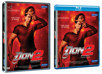 03mar don2dvd The King is back on Blu ray, DVD and VCD!