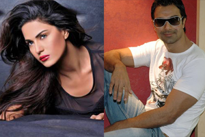 12feb ashmit veena supermodel Veena Malik and Ashmit Patel to work together in Supermodel