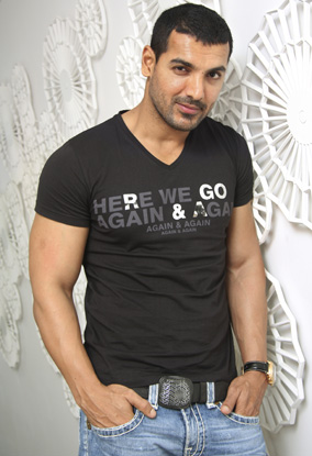 12feb john SAW John Abraham to work on colloquial Marathi for SAW