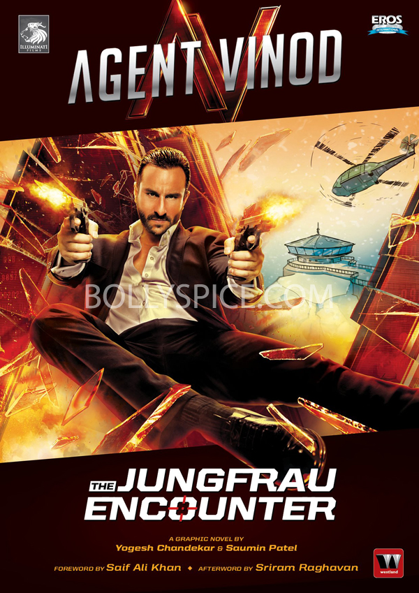 12mar AV TJE01 Agent Vinod and The Jungfrau Encounter