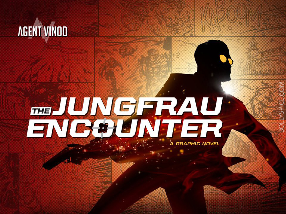 12mar AV TJE02 Agent Vinod and The Jungfrau Encounter