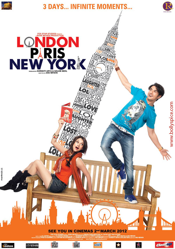 12mar LPNY moviereview London Paris New York Movie Review