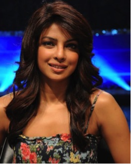 12mar PC world In the competitive world, you have to be No.1   Priyanka Chopra
