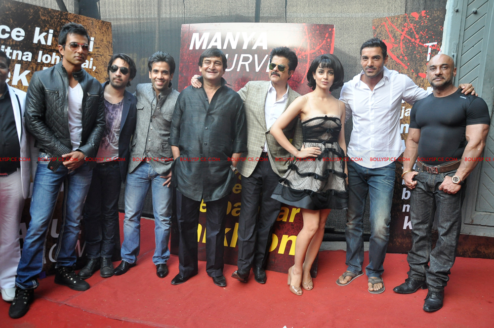 12mar SAW launch07 Shootout at Wadala Launch event!