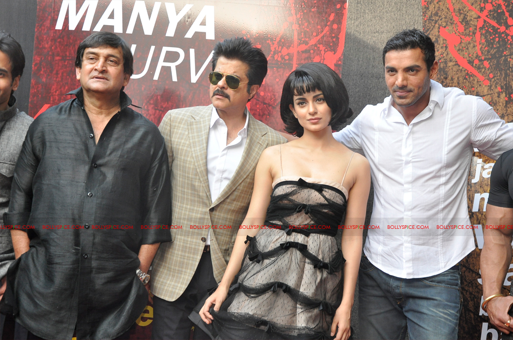 12mar SAW launch08 Shootout at Wadala Launch event!