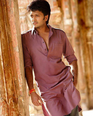 12mar TNLHG riteish intrvw01 Riteish Deshmukh Talks Genelia and Tere Naal Love Ho Gaya!