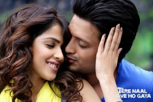 12mar TNLHG riteish intrvw02 300x200 Riteish Deshmukh Talks Genelia and Tere Naal Love Ho Gaya!