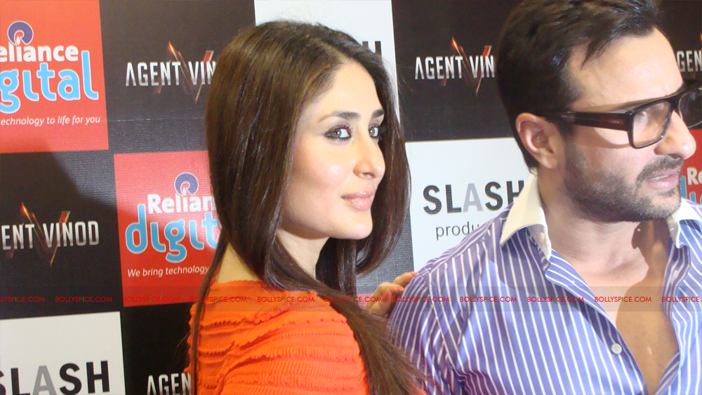 12mar agentvinodPC13 BollySpice at Agent Vinod Press Conference