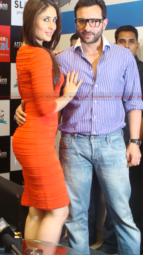12mar agentvinodPC26 BollySpice at Agent Vinod Press Conference