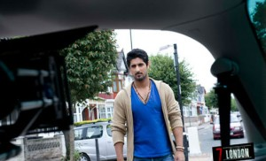 12mar asad 7WTLintrvw03 300x182 Exclusive! 7 Welcome to London is hardcore commercial but also a slick thriller!   Asad Shan