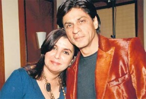 12mar farah srk film 300x205 Shah Rukh and Farah back together for a movie?