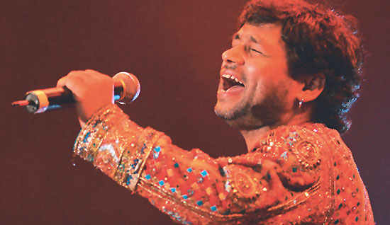 12mar kailashintrvw02 Music is the language of love   Kailash Kher